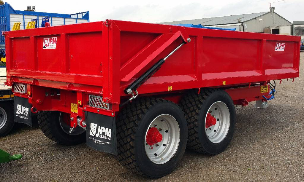 JPM 14 Ton Multi Purpose Dump Trailer