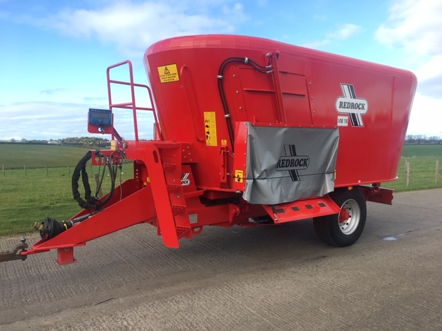 Redrock 16 Cube Twin Auger